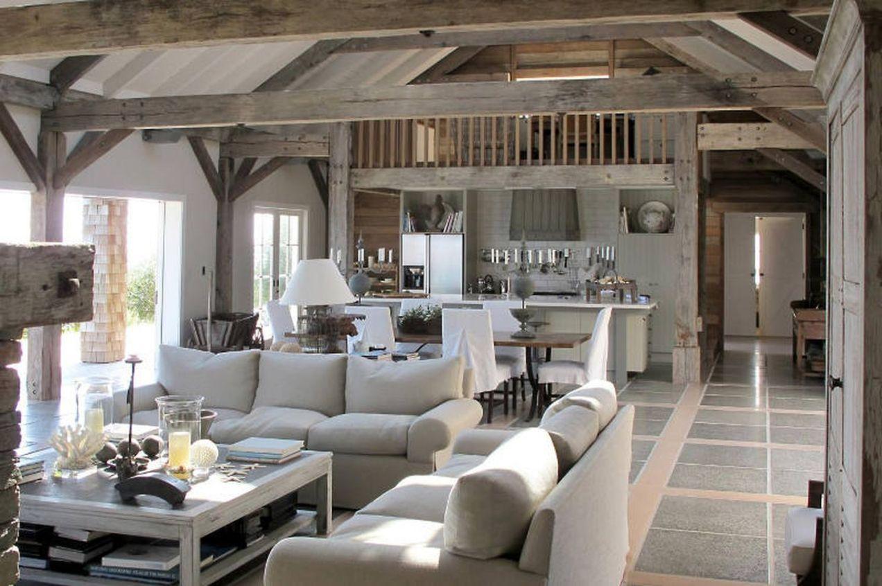 65 Beautiful Long Narrow Living Room Ideas Barn living