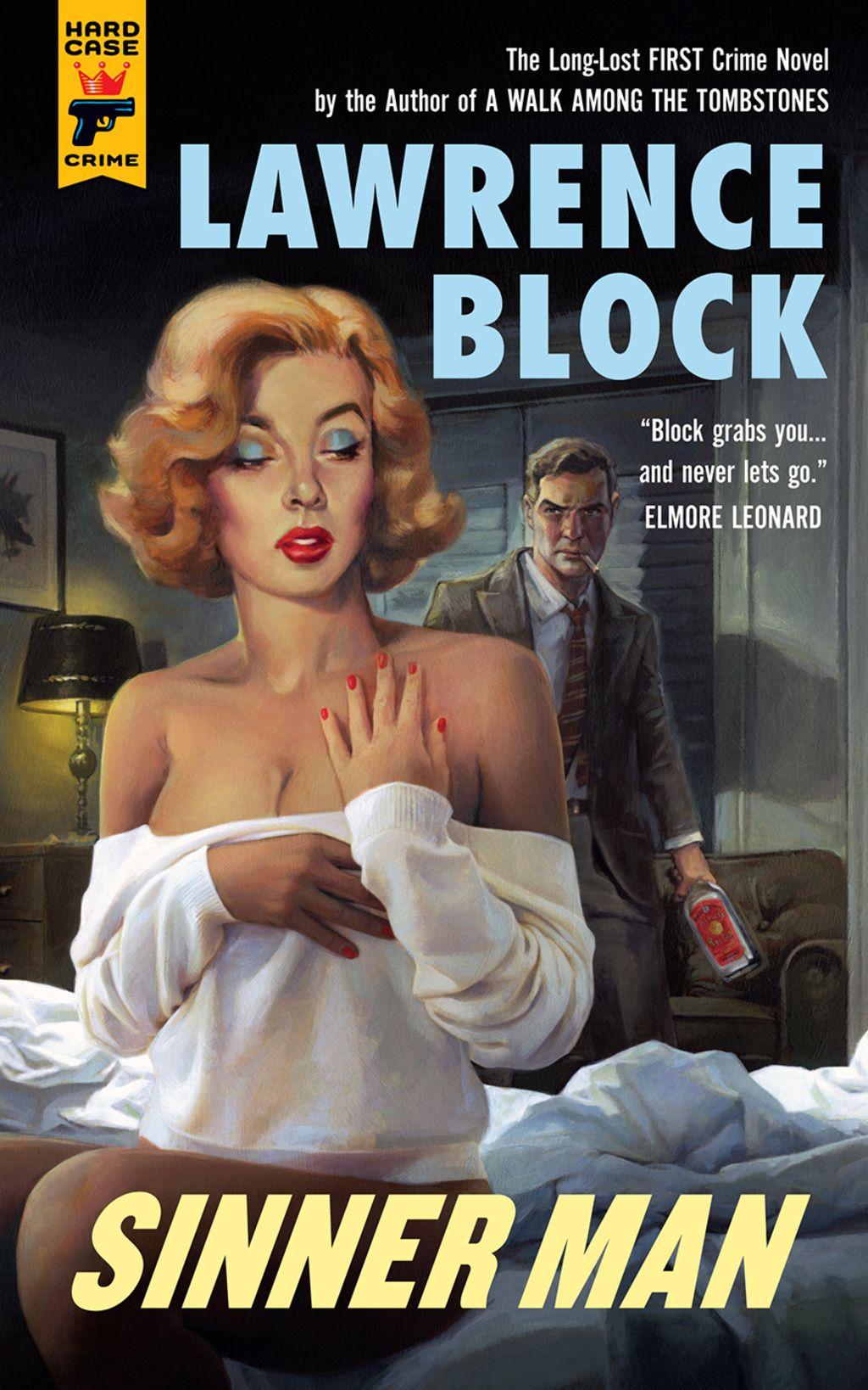 Sinner Man (eBook) Lawrence block, Pulp fiction book