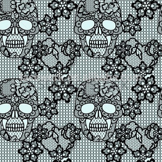 custom guangzhou big discount lace black floral lace fabric skullskull pattern lace fabric buy lace fabriclace fabric skullskull pattern lace fabric - Halloween Lace Fabric