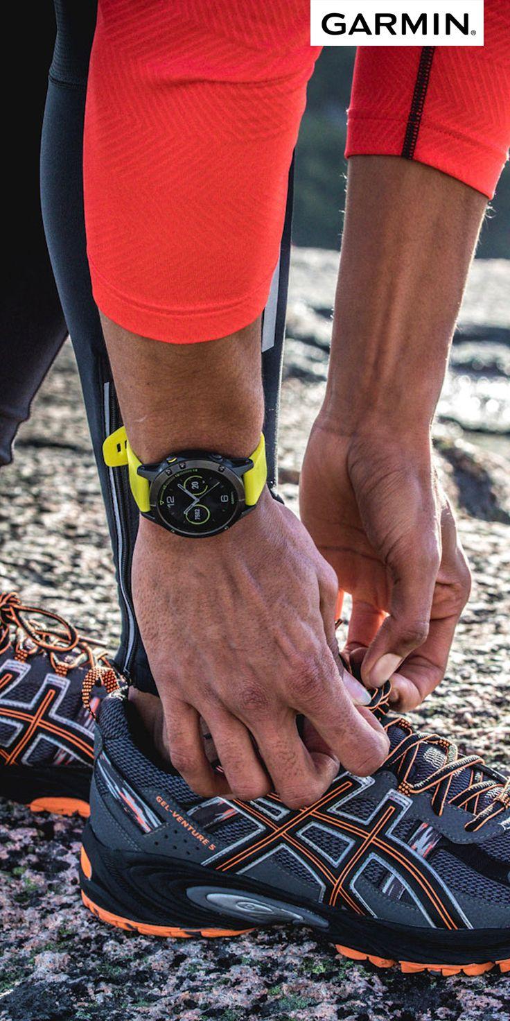 Fenix 5 Click, go, Sport watches