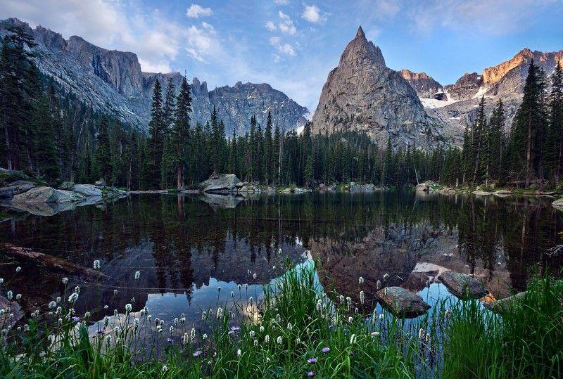 Indian Peaks Wilderness Area, Boulder Colorado.