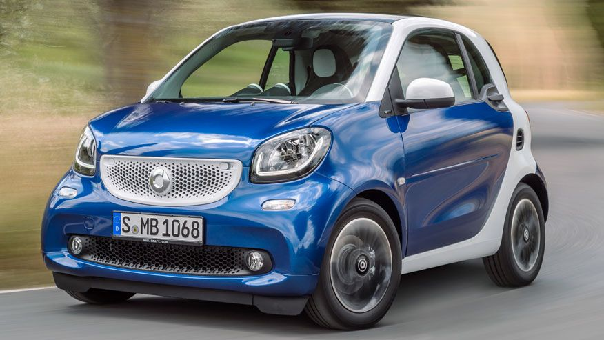 2016 Smart Fortwo Redesign  httpnewautocarhqcom2016smart