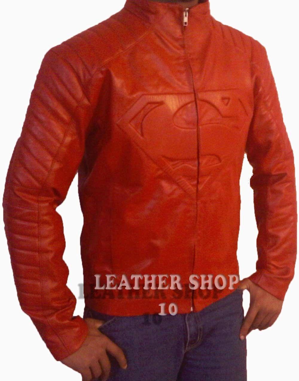 smallville Leather jacket