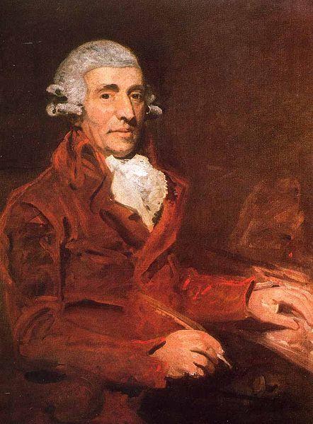Franz Joseph Haydn 1732 1809 By John Hoppner 1791 Royal Collection Musica Classica Concertos Musica