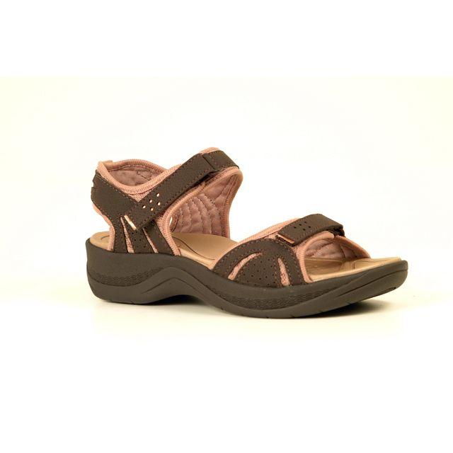 0d071996b9 Calçados - Papetes Sandálias e Sapatilhas - Sandália Papete New Face Feminina  Modelo Sintonia Café - New Face   Cia da Aventura
