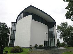 Orivesi church, Kaija ja Heikki Siren