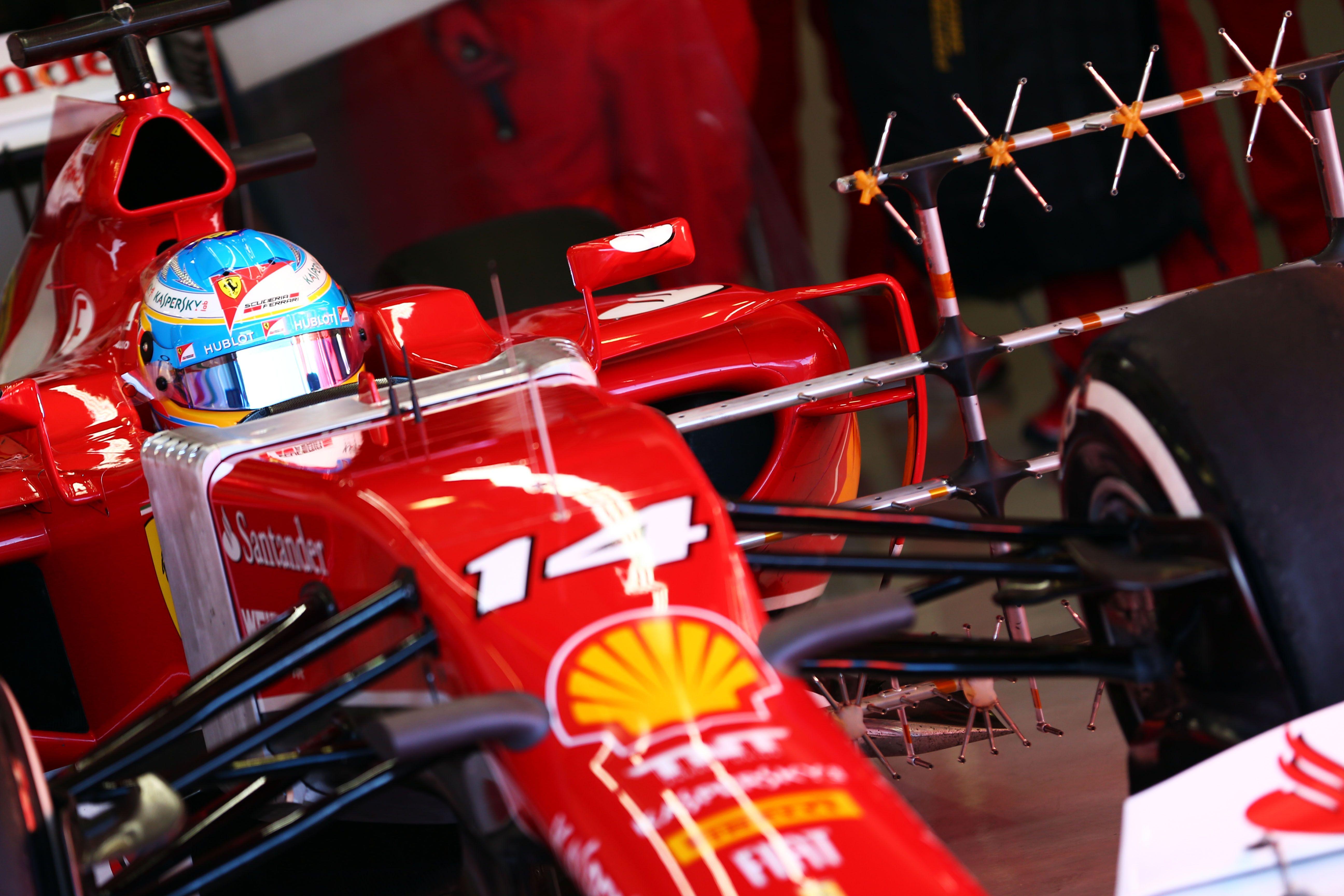 2014 Jerez Day 3 Testing