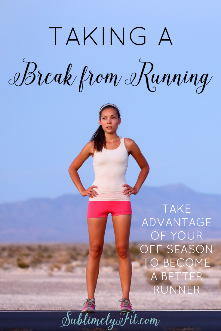 Taking a Break From Running Due to Injuries or Illnesses