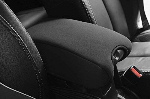 2 Pack and 3 Mesh Pockets for Great Storage 4350408199 Reinforced Corners to Prevent Sag Premium Waterproof Fabric Lusso Gear Seat Back Protectors - Car Kick Mats with Odor Free