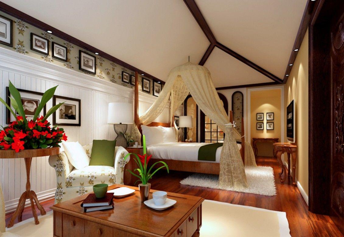 Mediterranean Interior Design: Beautiful Mediterranean Interior Design  Interior Remarkable White And Wooden Mediterranean Bedroom Interior