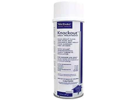 16 99 Nockout Area Treatment For Indoor Flea And Tick