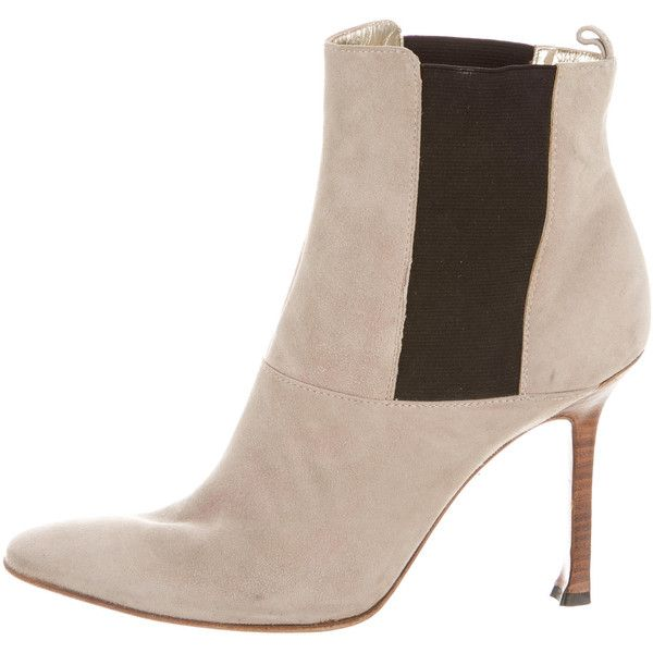 Pre-owned - Boots Dolce & Gabbana Paxhn