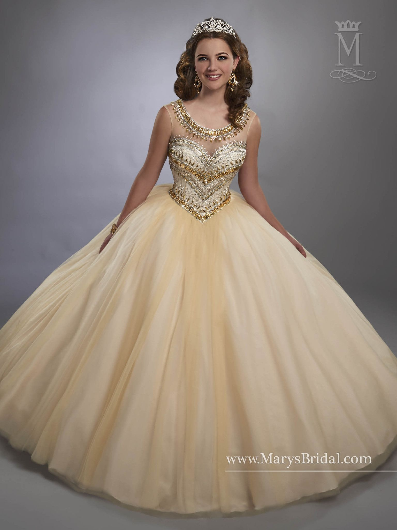Maryus bridal beloving collection quinceanera dress style