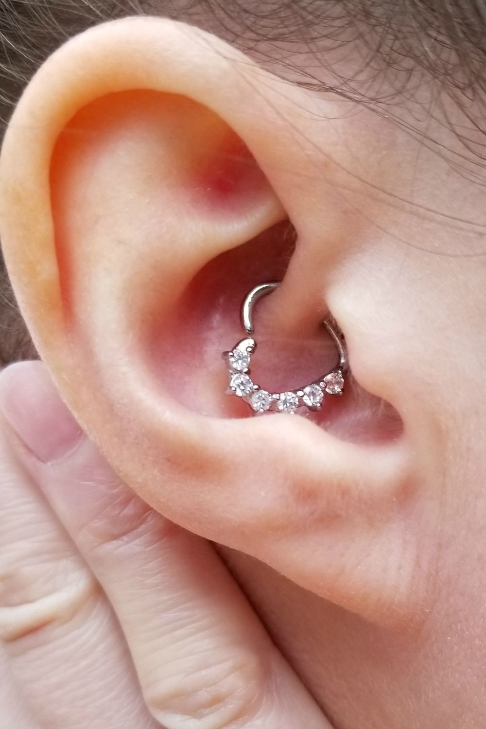 Piercing pain areas  A Piercing for Headache Relief  Years Later  EAR PIERCINGS PAIN