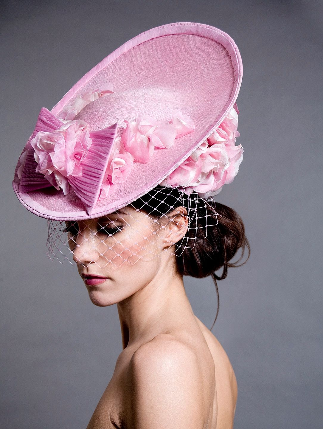 Floral Bouquet - Couture Collections: Seasonal | Edwina Ibbotson Millinery