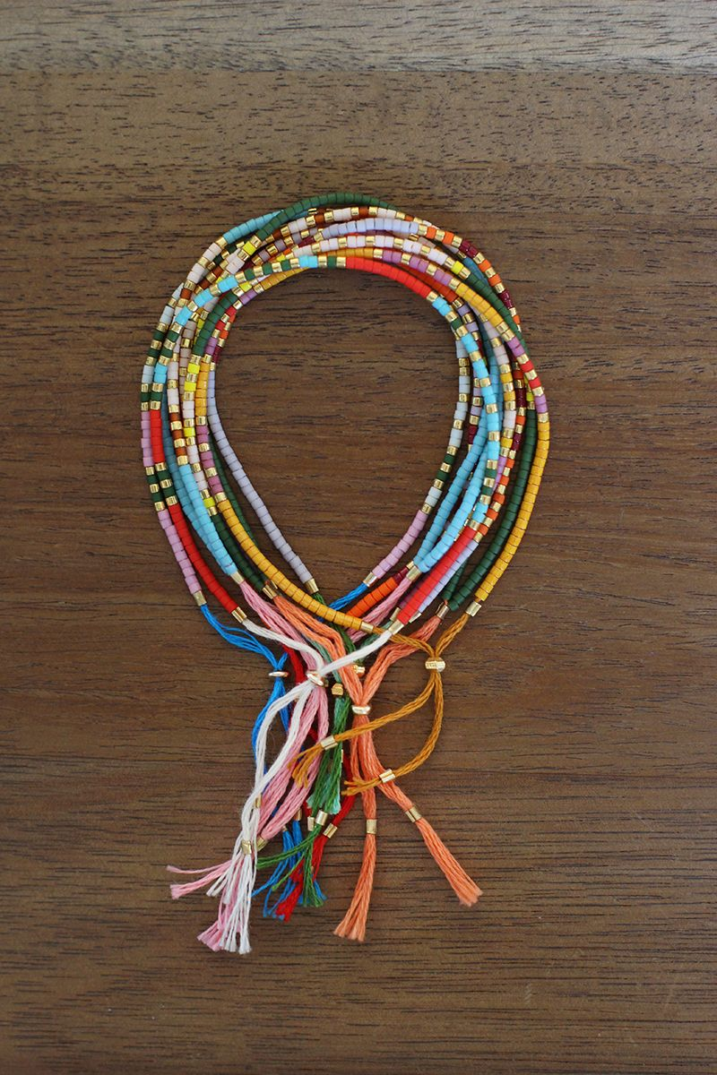 the 25 best diy bracelets with beads ideas on pinterest