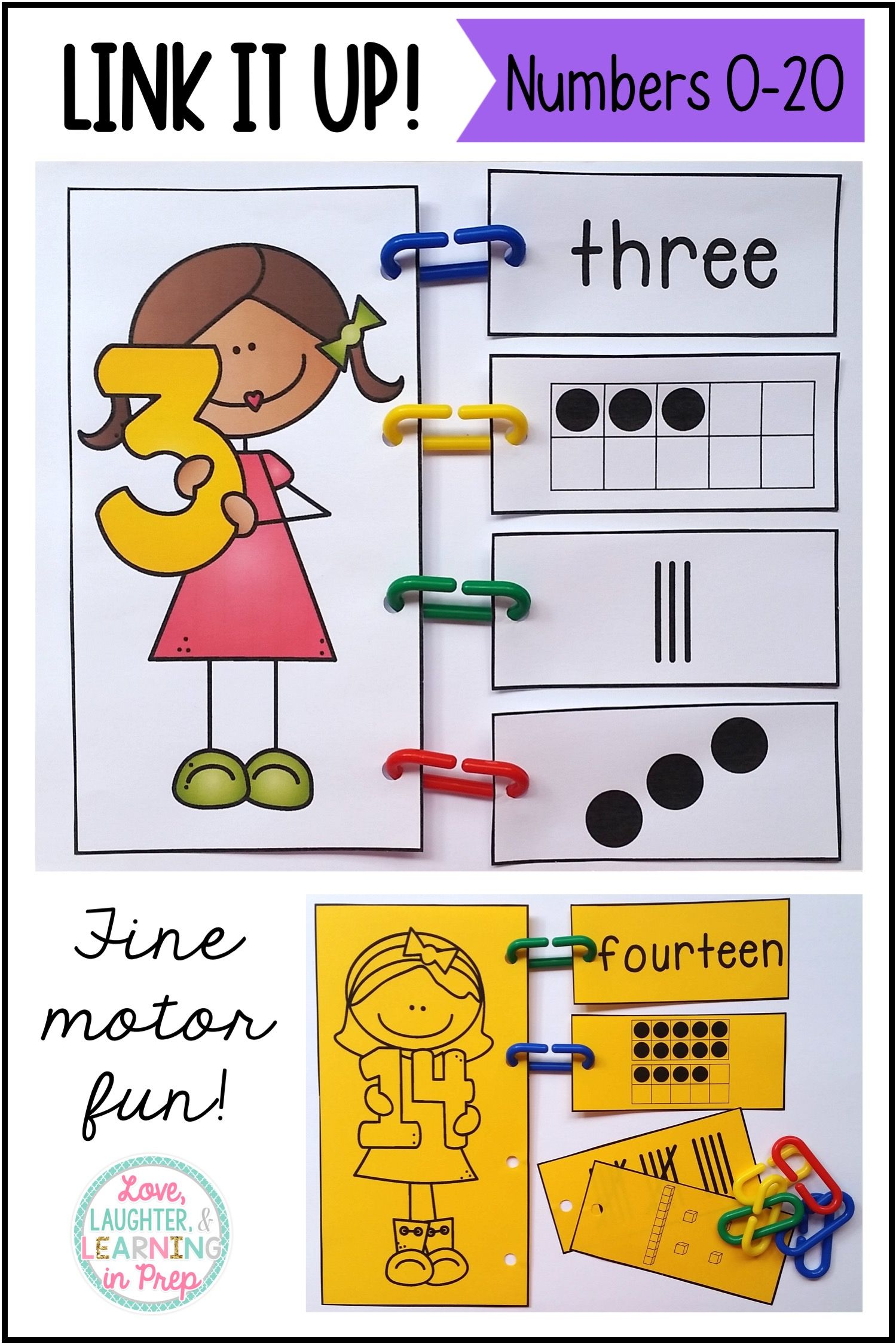 Fine Motor Fun With Numbers 0 20 Perfect For Kindergarten Math This Activity Has Children Math Centers Kindergarten Kindergarten Math Preschool Math Centers [ 2249 x 1499 Pixel ]