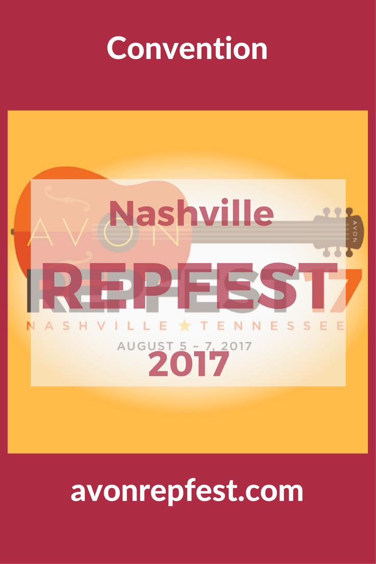 Nashville here I come! Avon RepFest 2017 - Pins for upcoming event: Avon RepFest 2017 - When: August 5-7 2017 - Where: Gaylord Opryland Resort & Convention Center. Website: http://avonrepfest.com - RepFest2017 is for Avon Representatives - Join my team at: http://barbsbeautybosses.com and you can join the fun