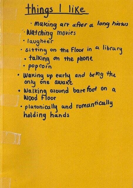 Cute To Do List Words Quotes Yellow Aesthetic