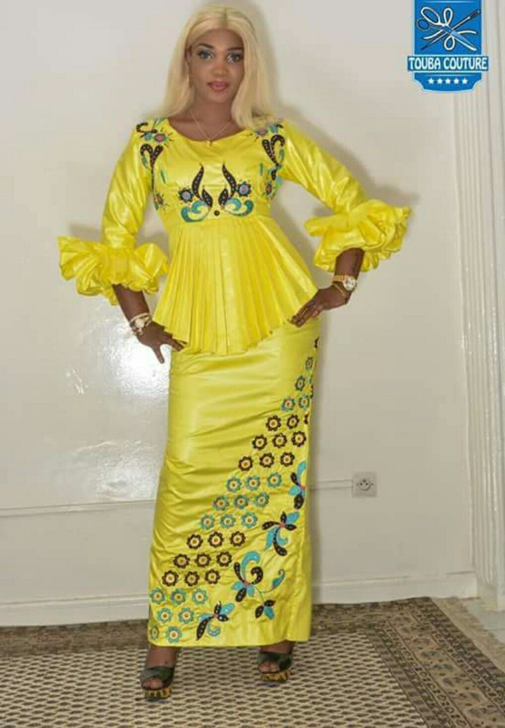 Pin by merry loum on sénégalaise in pinterest how to wear