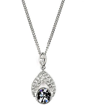Givenchy Necklace, Crystal Pendant
