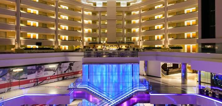 Embassy Suites Washington D C At The Chevy Chase Pavilion