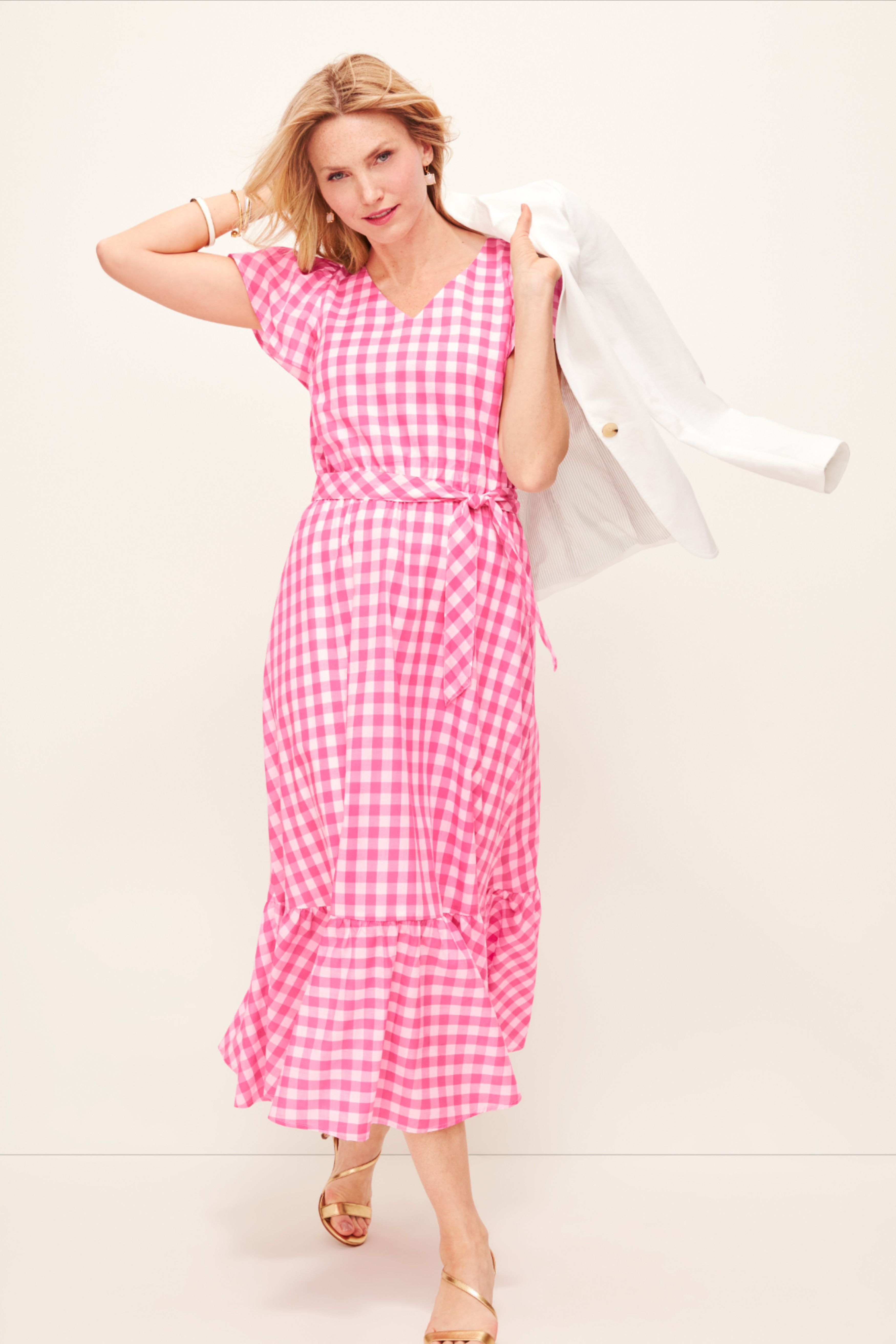 Of The Moment Simple And Elegant Talbots Spring Outfits Spring Outfits Talbots Dress Clothes [ 5249 x 3500 Pixel ]