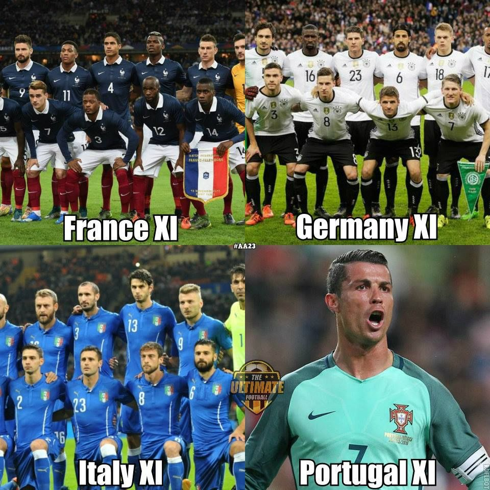 So True Credits The Ultimate Football Football Trolls Memes Football Jokes Soccer Jokes Funny Sports Memes