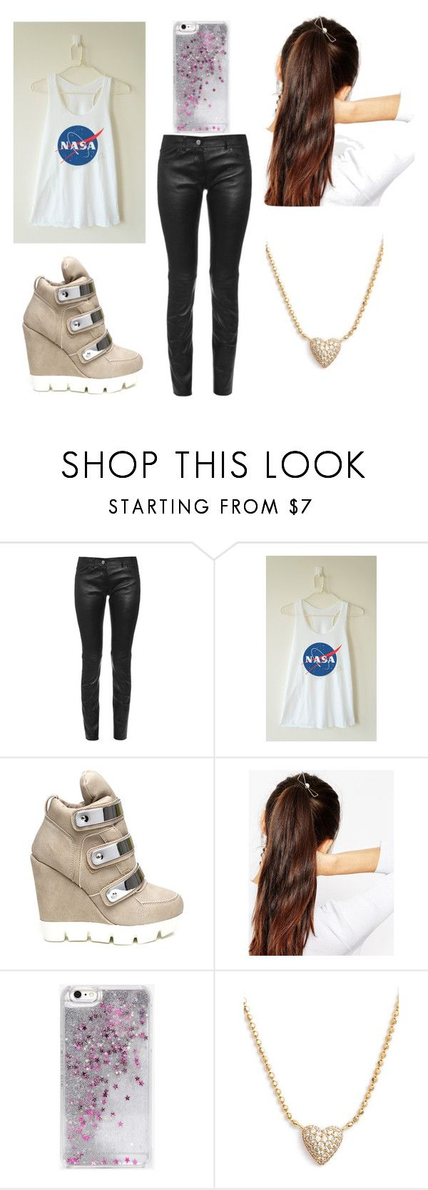 """""""Untitled #55"""" by alice-no-pais-das-maravilhas ❤ liked on Polyvore featuring beauty, Balenciaga, ASOS, Skinnydip and Nadri"""