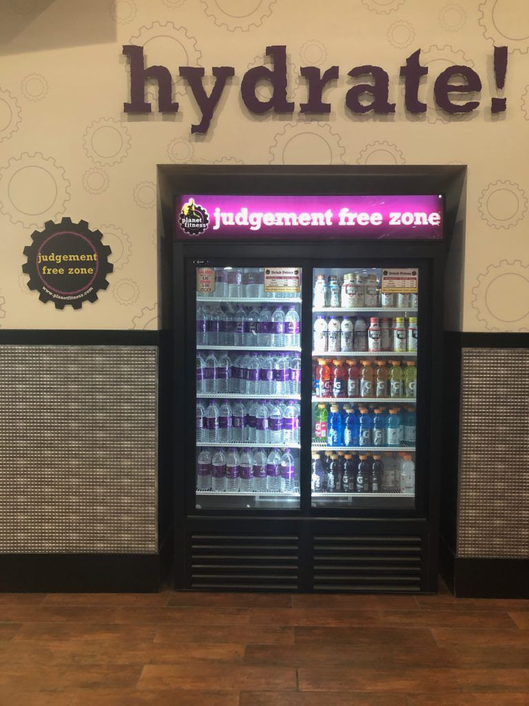 Get Down With Your Judgement Free Self Join Planet Fitness This Year Planet Fitness Workout Fitness Planets