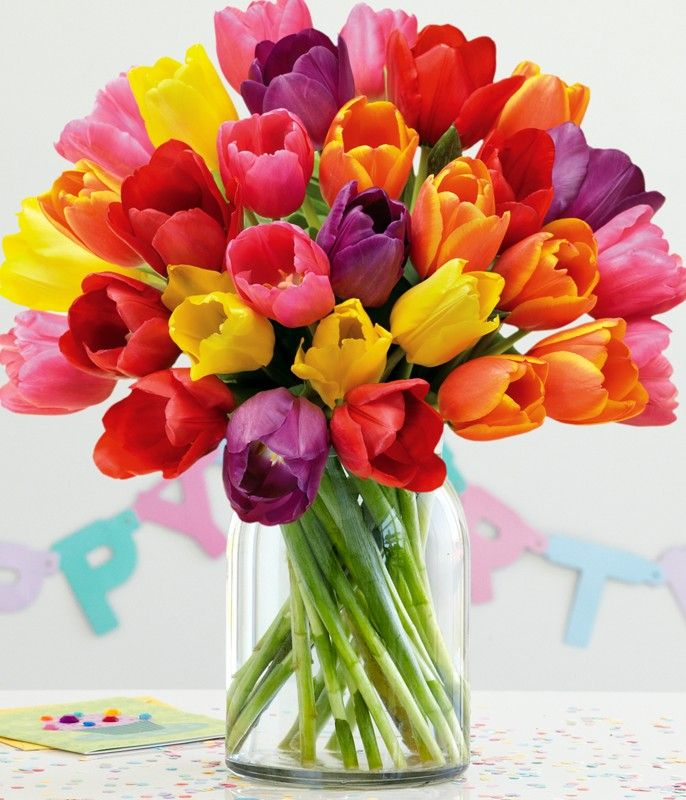 Save on birthday flower bouquets and gifts online, Flowers for ...