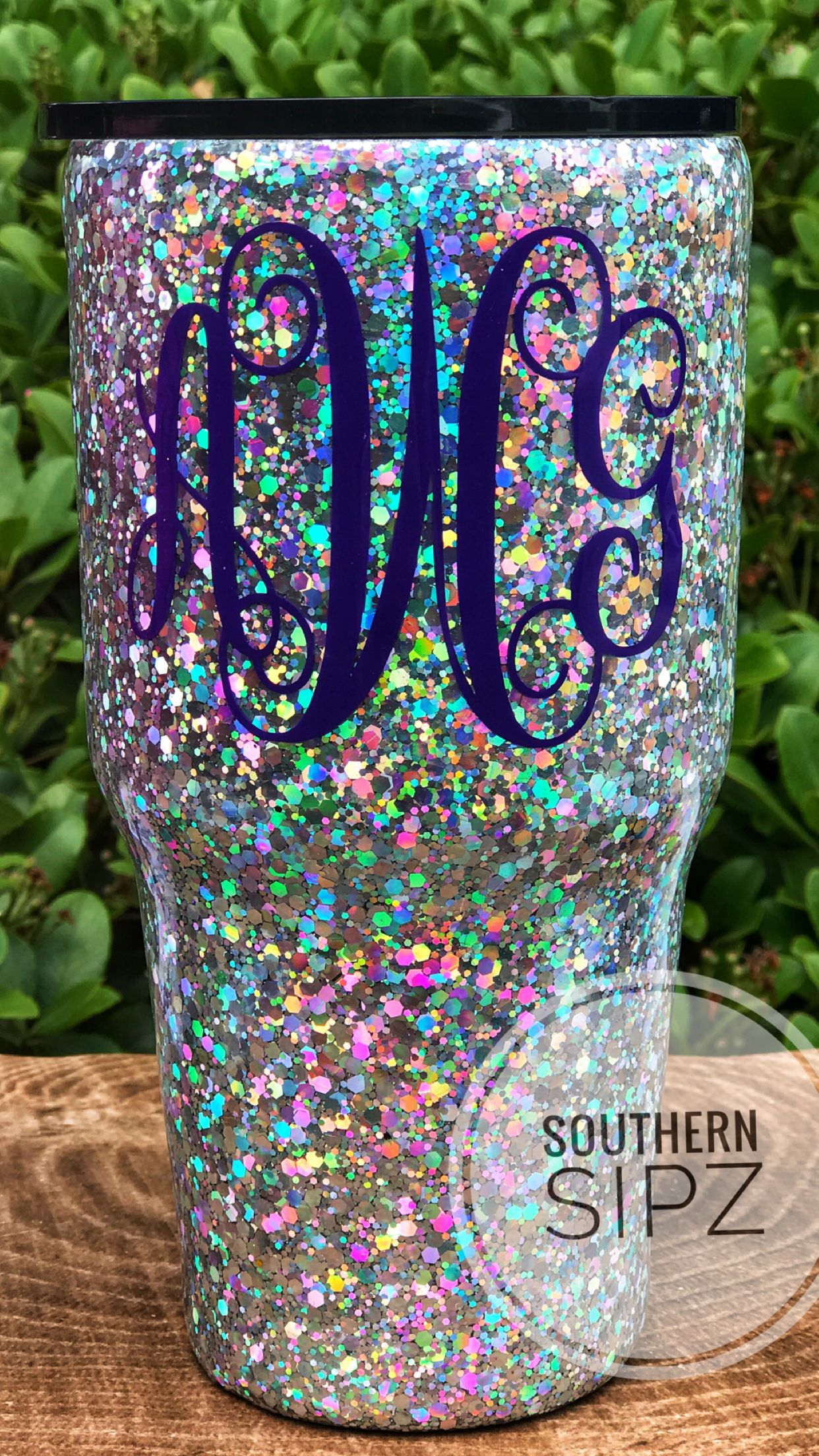 Southernsipz Tumblers Tumblr Cup Glitter Cups Tumbler Cups