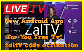 ZalTV IPTV APK: New Android App For You Free Tv! - SCRIPTS,NULLED