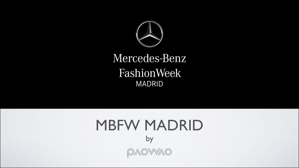 Mercedes Benz Fashion Week  Event Proposal By Eric Rivas Via