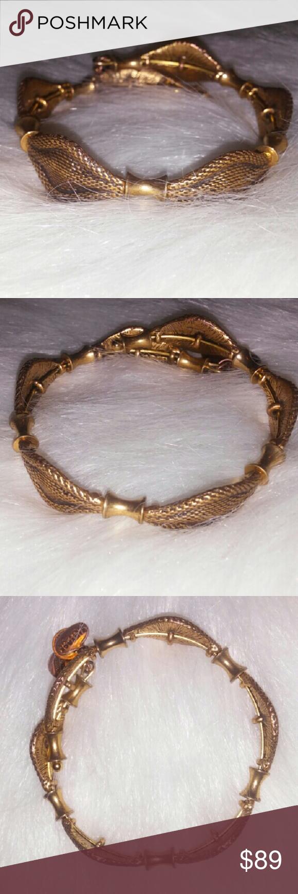 Alex u ani gold indie spirit collection bracelet