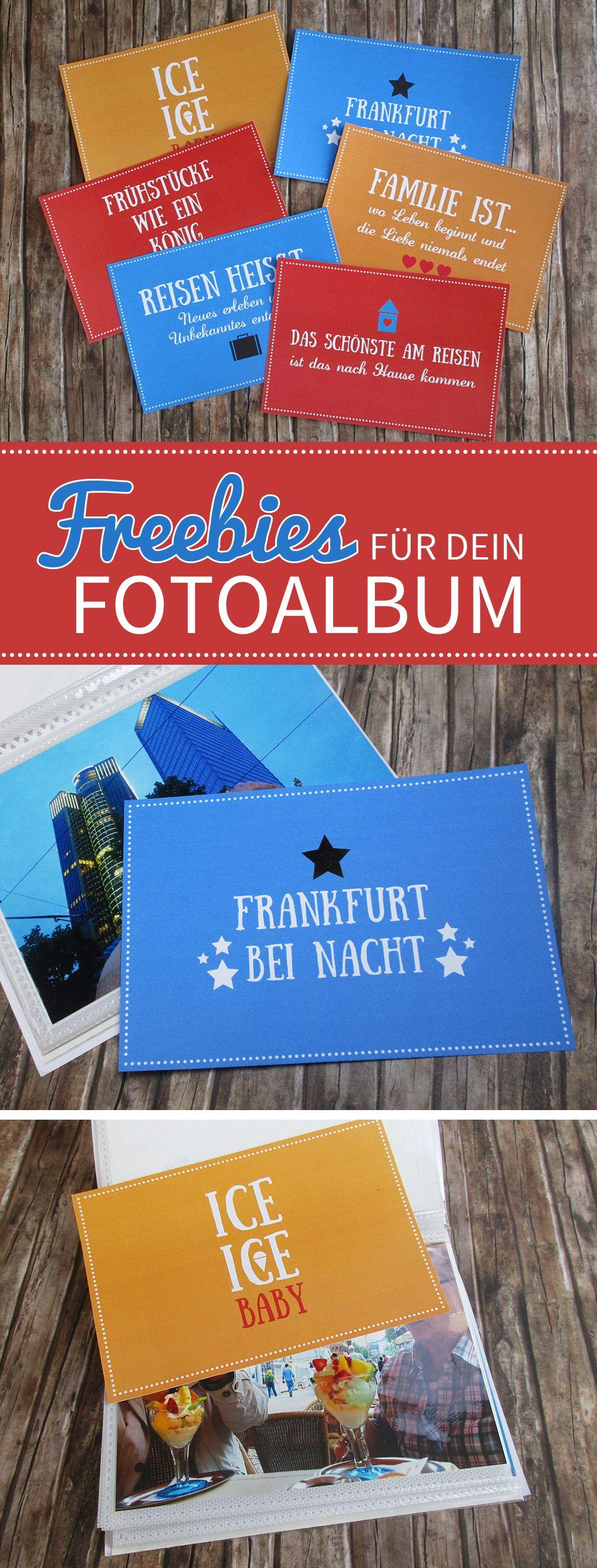 ein fotoalbum selber basteln sightseeing in frankfurt free printables scrapbooking. Black Bedroom Furniture Sets. Home Design Ideas