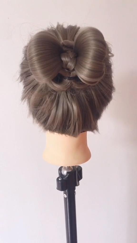 Photo of Geflecht Haar Tutorials Videos asiatische 50 süße und mühelose Geflecht Hochsteckfrisuren Frisuren w …