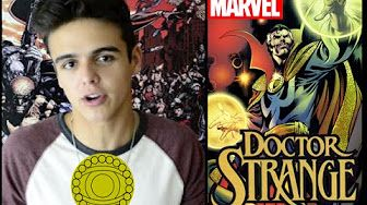 ¿Quién es Dr Strange? / Andrés Navy