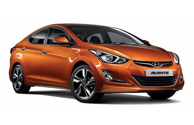 2014 Hyundai Elantra Hyundai Elantra Elantra Hyundai