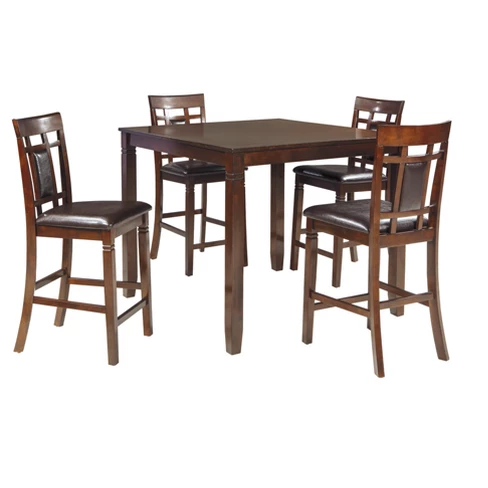 Dining Table Set Brown Signature Design By Ashley In 2019