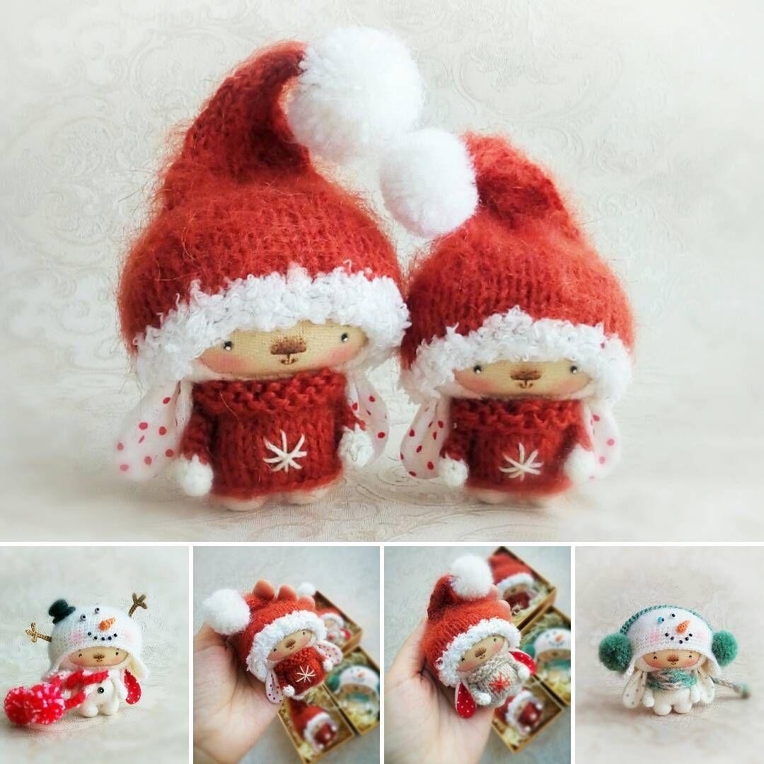 Oсталось немножечко и наступит 2017)) Поздравляю вас, друзья!!! Пусть ваши желания и мечты сбудутся в новом году! Здоровья, благополучия, счастья столько, чтобы на весь нод хватило! Спасибо, что вы со мной))) Congratulations,friends !!! Happy New Year #маленькийплюшевыйзайчик #авторскаяидея#новыйгод #2017#happynewyear #Santa#santaclaus#bunny#rabbit
