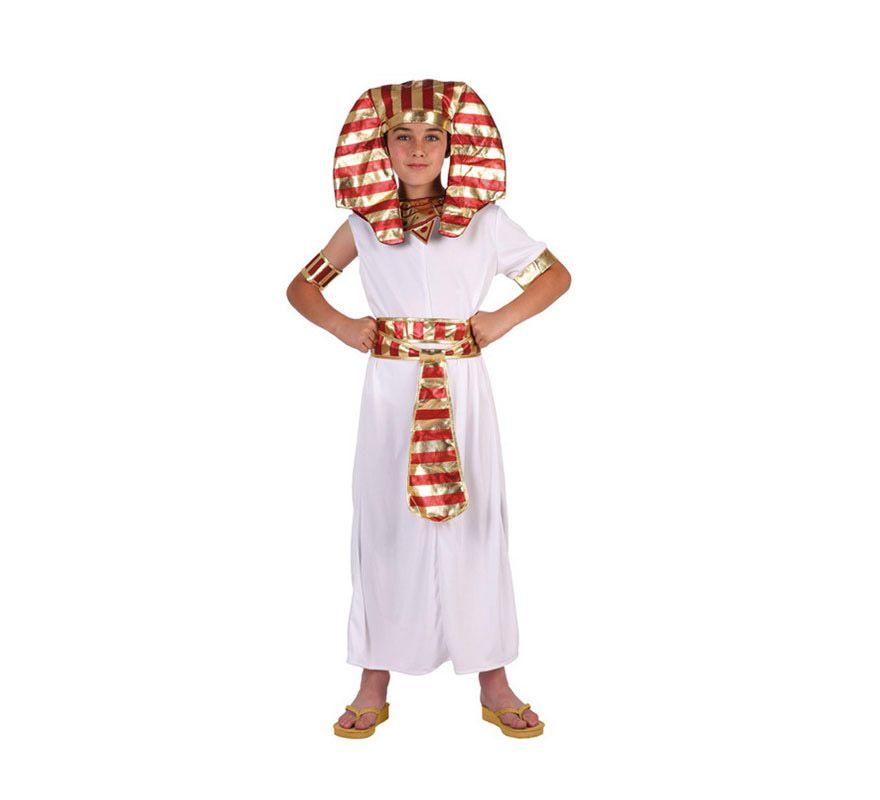 Disfraz de fara n egipcio para ni os de 3 a 4 a os - Disfrazes de bebes ...