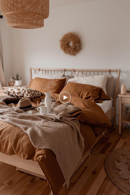 Cinnamon Bedding Nieuwe ideeën slaapkamerideeen
