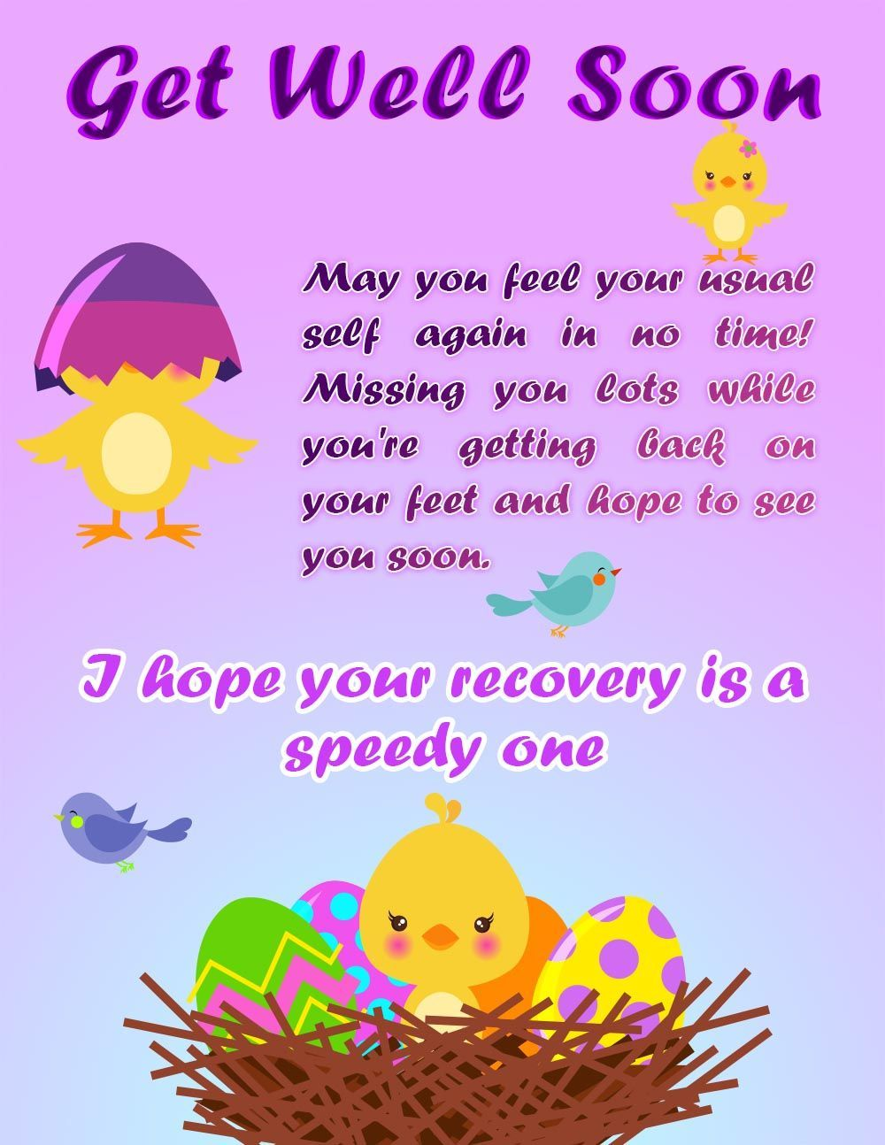 50 Inspiring And Funny Get Well Soon Quotes And Poems For Your Family Page 7 Of 31 Quotespost In 2021 Get Well Soon Get Well Cards Get Well