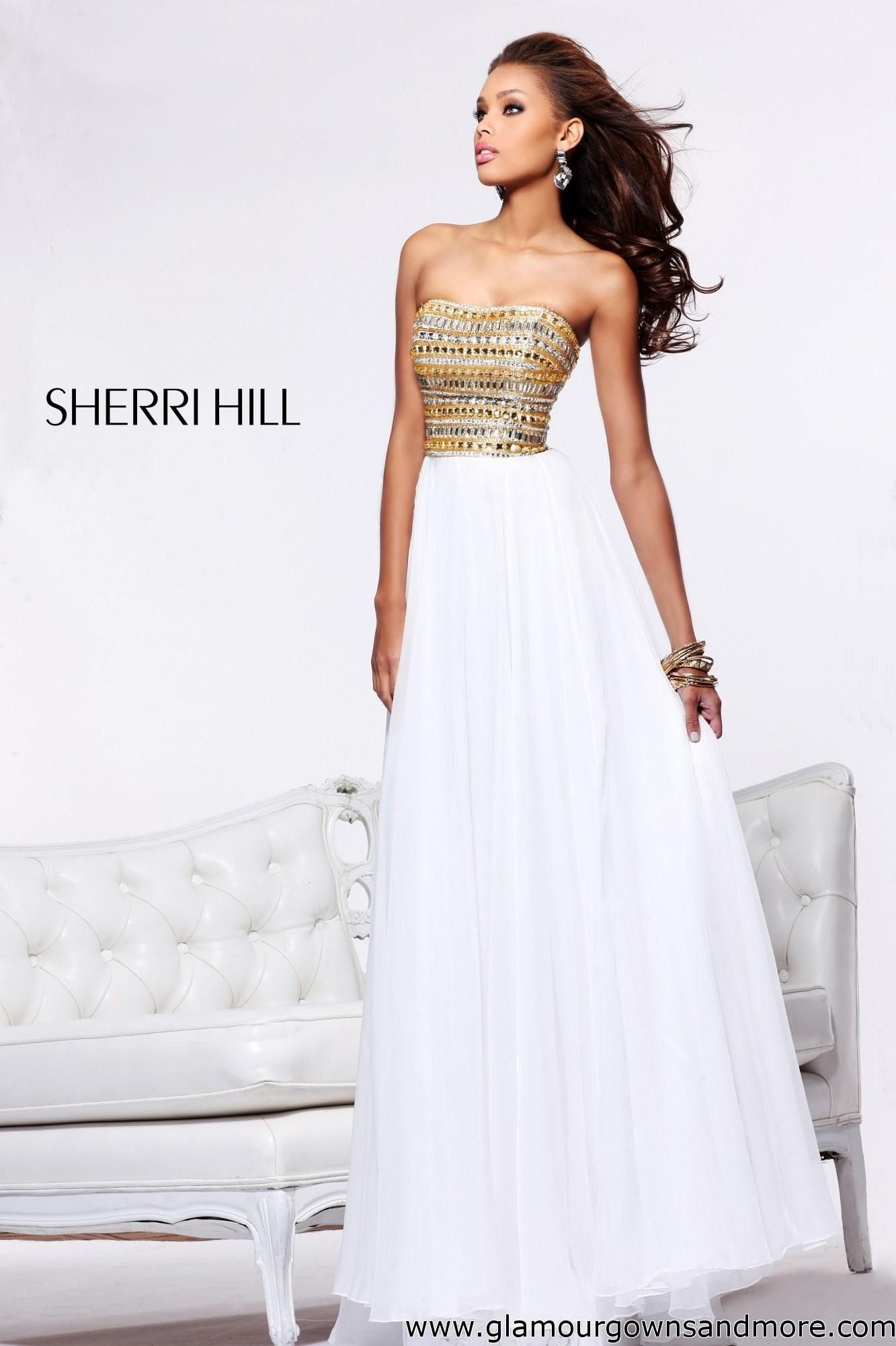 Sherri Hill 1539 | GGM - Glamour Gowns and More