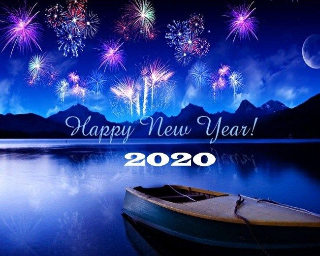 happy new year 2019 fireworks live wallpaper download Cute