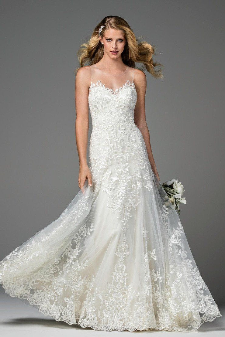 Willowby wedding dresses  Watters Dame B Sample