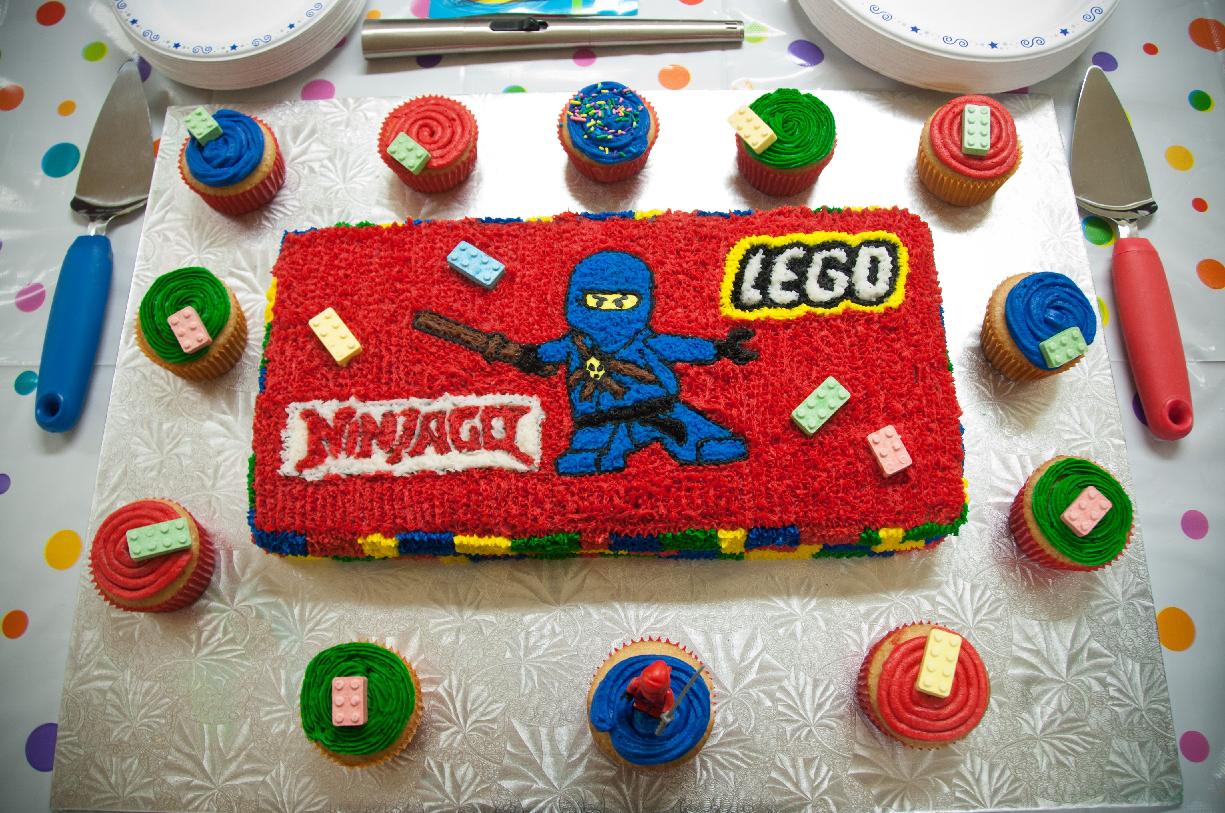 Lego Ninjago Cake Lego Ninjago Cake Ninjago Cakes Lego Cake