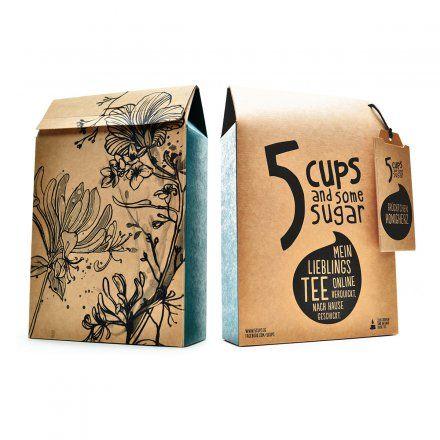 5 CUPS and some sugar Honeybush/Früchtetee Früchtchen