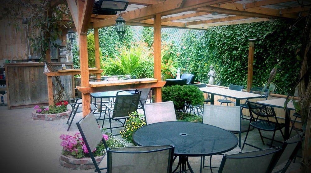 Irish Beer Garden. Yelp (With images) Outdoor decor